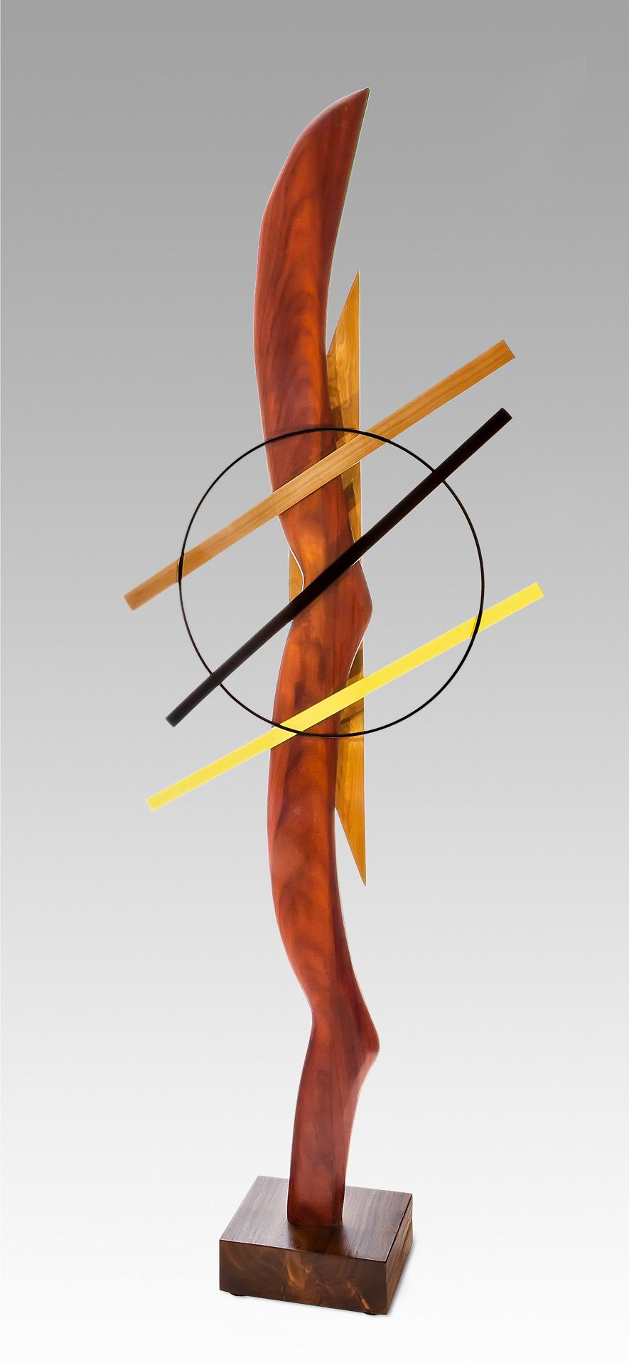 Flying-sculpture copyright Scott Bruckner