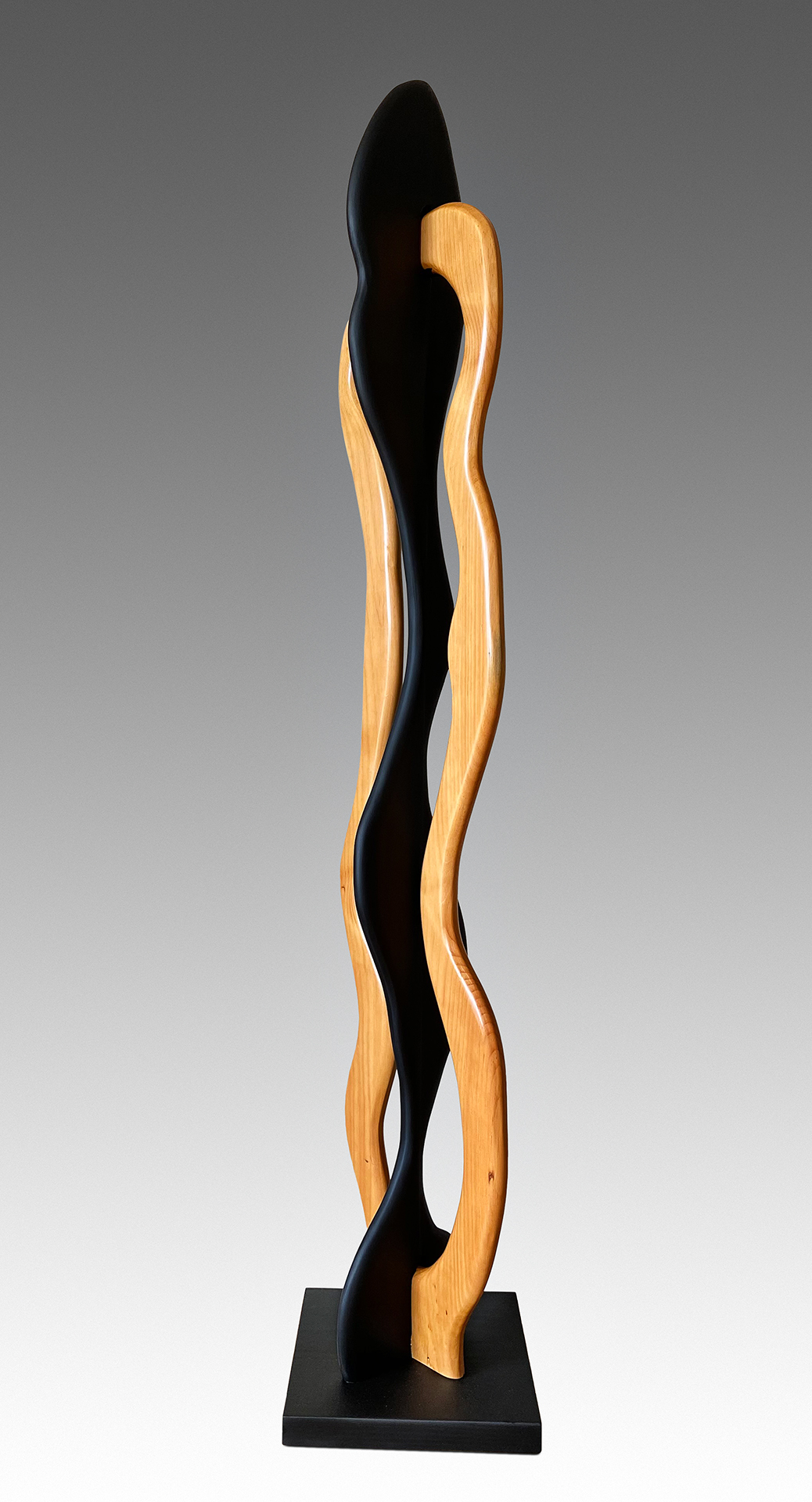 Curves-sculpture copyright Scott Bruckner